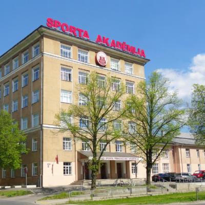 Latvia Sport Akademiyasi