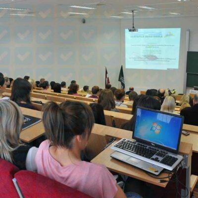 Ventspils Amaliy Fanlar Universiteti