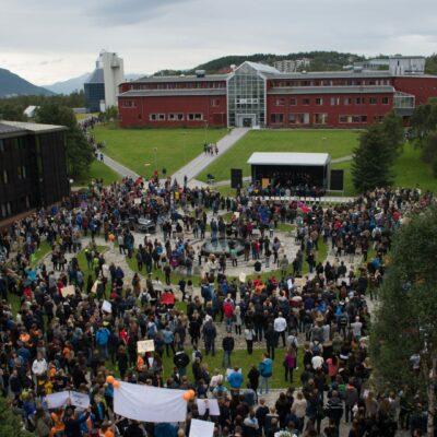 Harstad Universitet Kolleji
